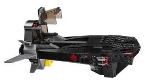 Captain America 3 Lego Submarine