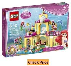 Disney Princess Ariel's Undersea Palace Lego Set 41063
