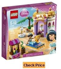 Disney Princess Jasmine's Exotic Palace Lego Set 41061