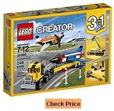 LEGO Creator 3 in 1 Airshow Aces 31060