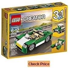 LEGO Creator 3 in 1 Green Cruiser 31056 Set