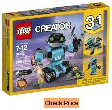 LEGO Creator 3 in 1 Robo Explorer 31062