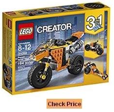 LEGO Creator 3 in 1 Sunset Street Bike 31059