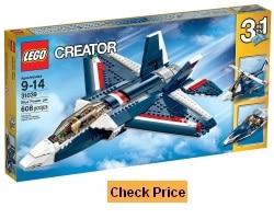 LEGO Creator 3 in 1 Blue Power Jet 31039 Set