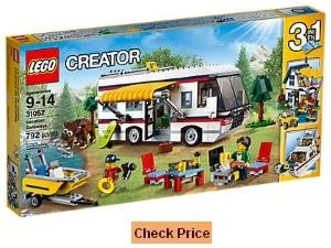 LEGO Creator 3 in 1 Vacation Getaways 31052 Set
