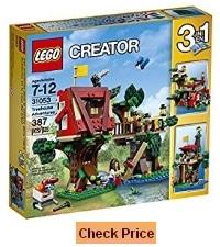 LEGO Creator 3 in 1 Treehouse Adventures 31053 Set