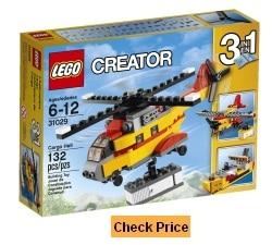 LEGO Creator 3 in 1 Cargo Heliplane 31029 Set