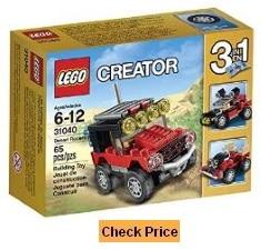 LEGO Creator 3 in 1 Desert Racers 31040 Set