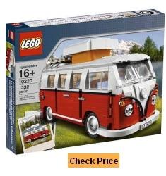 LEGO Creator Volkswagen T1 Camper Van 10220 Set