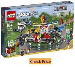 LEGO Creator Fairground Mixer 10244 Set