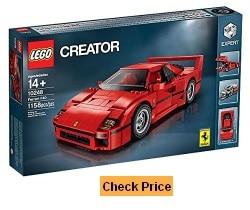 Lego Creator Expert 10248 Ferrari F40 Set