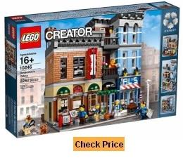 LEGO Creator Expert Detective's Office 10246 Set