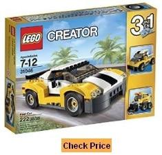 LEGO Creator 3 in 1 Fast Car 31046 Set