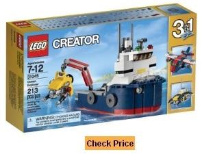 LEGO Creator 3 in 1 Ocean Explorer 31045 Set