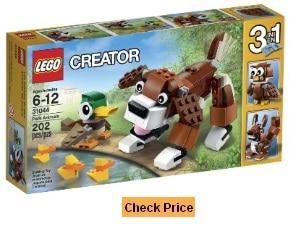 LEGO Creator 3 in 1 Park Animals 31044 Set