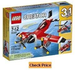 LEGO Creator 3 in 1 Propeller Plane 31047 Set