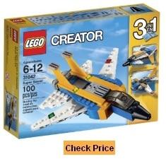 LEGO Creator 3 in 1 Super Soarer 31042 Set