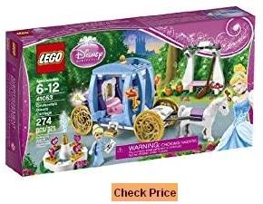 LEGO Disney Princess 41053 Cinderella's Dream Carriage