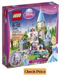 LEGO Disney Princess 41055 Cinderella's Romantic Castle Kit