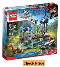 LEGO Jurassic Park Jurassic World Raptor Escape Set 75920