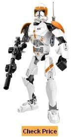 LEGO Star Wars 75108 Clone Commander Cody Building Kit