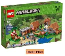 LEGO Village Set 21128 Minecraft