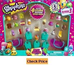 Shopkins Season 3 Super Shopper Pack