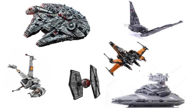 Lego Star Wars Ships Toyathlon