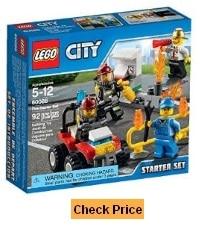 LEGO City Fire Starter Set 60088