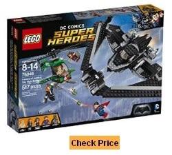 LEGO Super Heroes Heroes of Justice Sky High Battle 76046