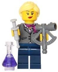 Female Scientist LEGO