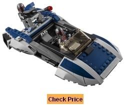LEGO Star Wars Mandalorian Speeder 75022