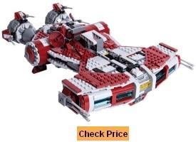 LEGO Star Wars Set 75025 Jedi Defender Class Cruiser