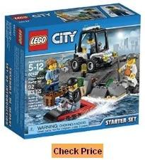 LEGO CITY Prison Island Starter Set 60127