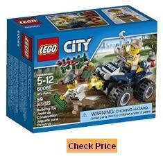 LEGO City Police ATV Patrol 60065