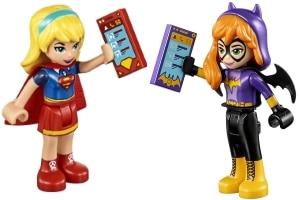 lego dc superhero girls