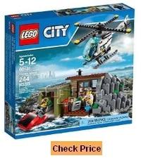 Lego City Crooks Island Set 60131