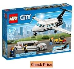 LEGO City Airport VIP Service 60102