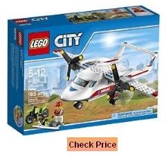 LEGO CITY Ambulance Plane 60116 Set