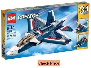 LEGO Creator 31039 Blue Power Jet Building Set