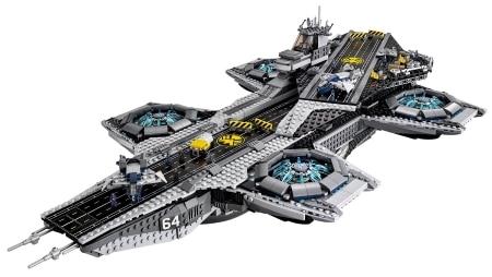 LEGO Sheild Helicarrier 76042