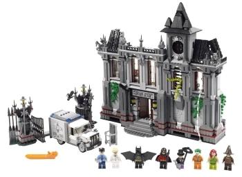 LEGO Super Heroes Arkham Asylum Breakout 10937 Set
