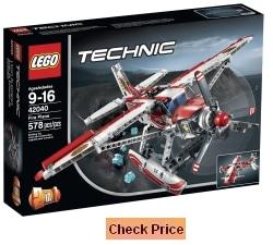 LEGO Technic 42040 Fire Plane Building Set