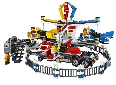 LEGO Creator Expert 10244 Fairground Mixer Set