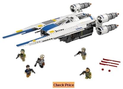 LEGO Star Wars Rebel U-Wing Fighter 75155 Set