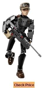 LEGO Star Wars Sergeant Jyn Erso 75119 Set