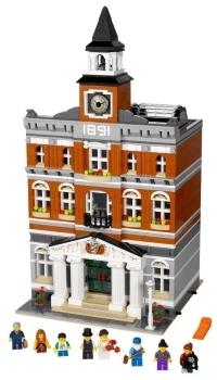 LEGO Creator Expert 10224 Town Hall Set