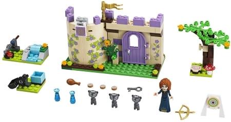 LEGO Disney Princess 41051 Merida's Highland Games Set