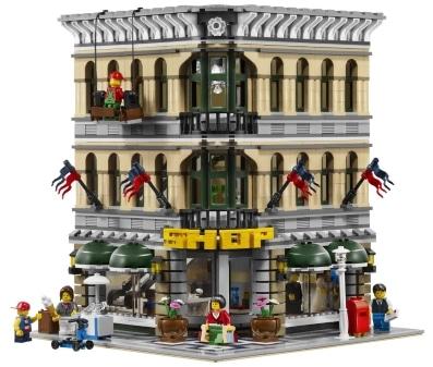 LEGO Creator Expert Grand Emporium 10211