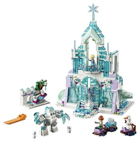 LEGO Disney Princess Elsa's Magical Ice Palace 41148 Set